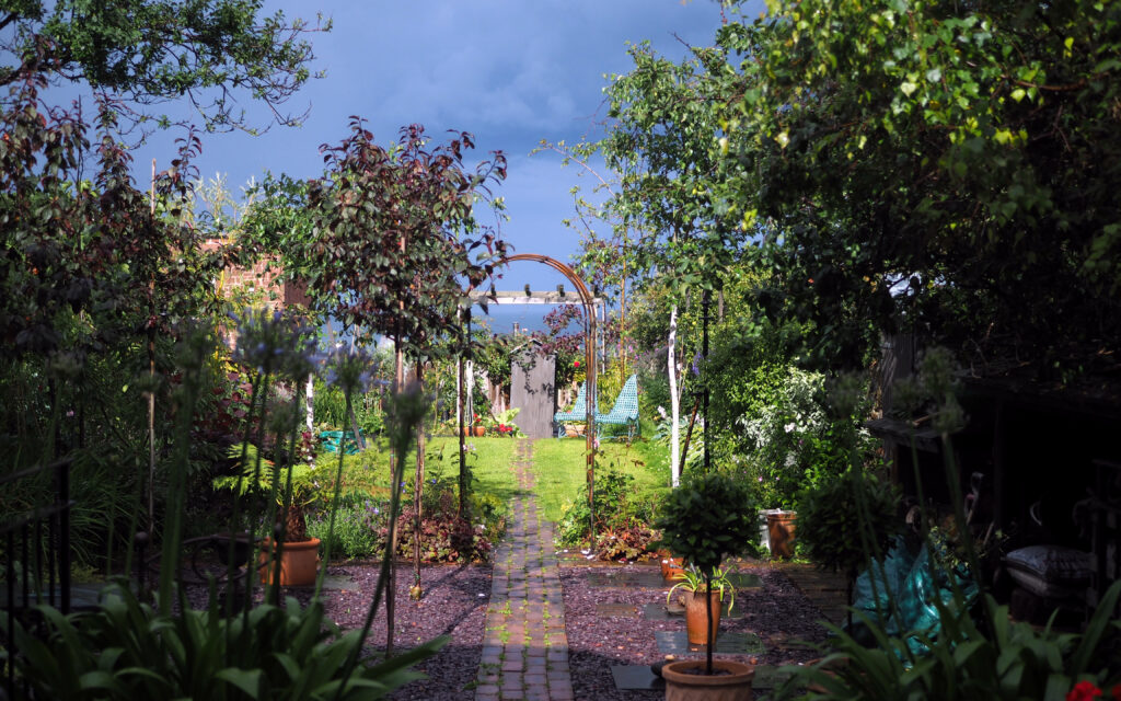 Templelands The Garden Flat Dunbar