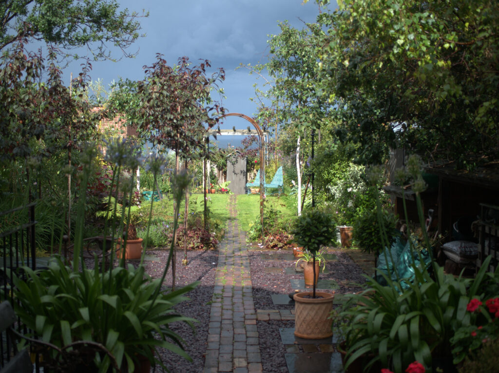 The Garden at Templelands